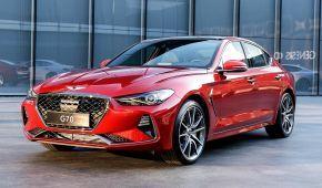 В Южной Корее состоялась премьера премиального седана Genesis G70