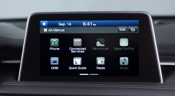 Представлен премиальный седан Genesis G70