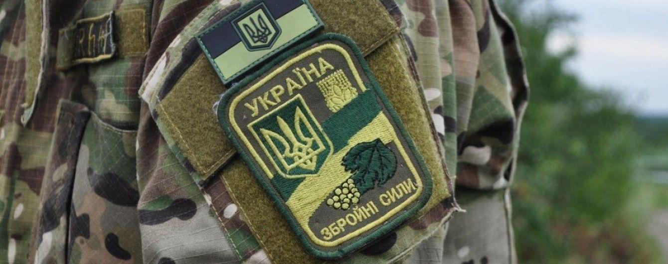 На Запорожье военный застрелил своего сослуживца