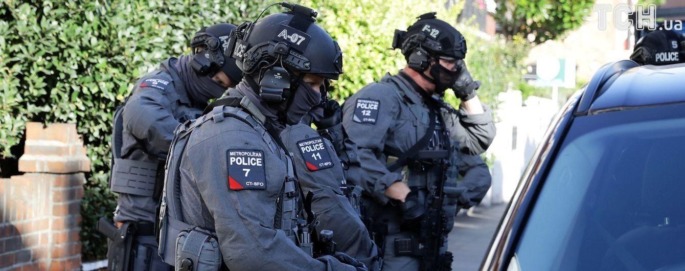 Полиция Лондона арестовала второго подозреваемого в причастности к взрыву в метро