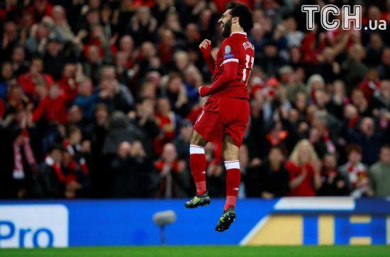 """Футболіст """"Ліверпуля"""" став найкращим гравцем 1-го туру Ліги чемпіонів"""