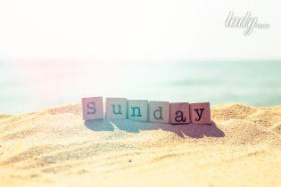 Почему мы не любим воскресенье