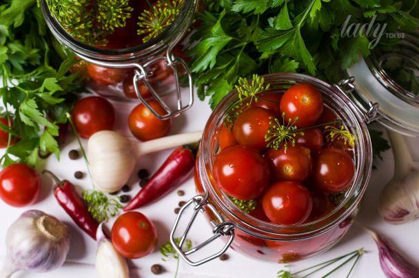 Рецепты необычных солений и маринадов