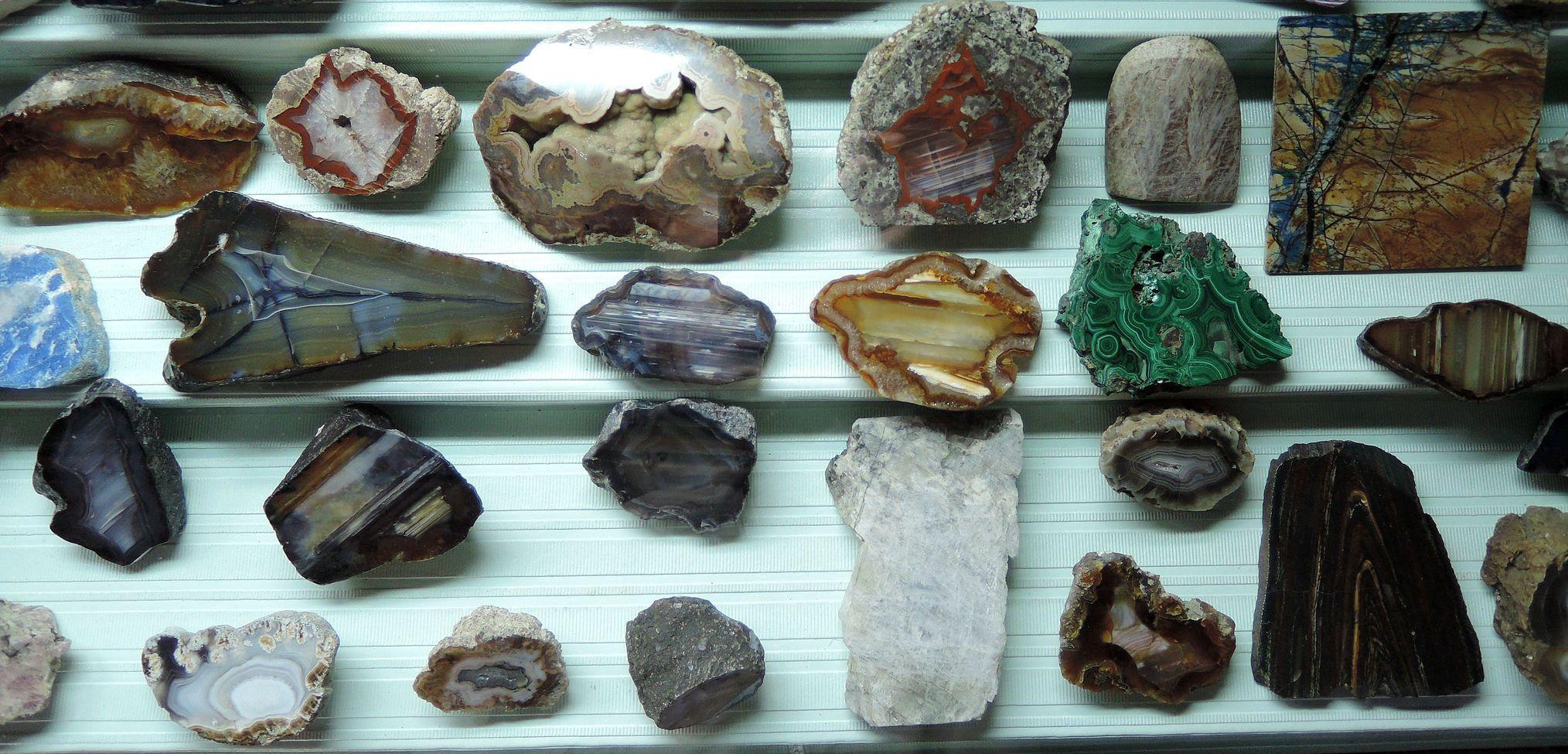 мінерали