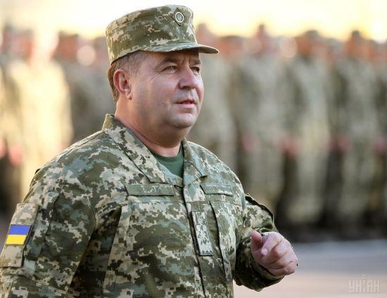 Полторак розповів деталі передачі американської летальної зброї до України