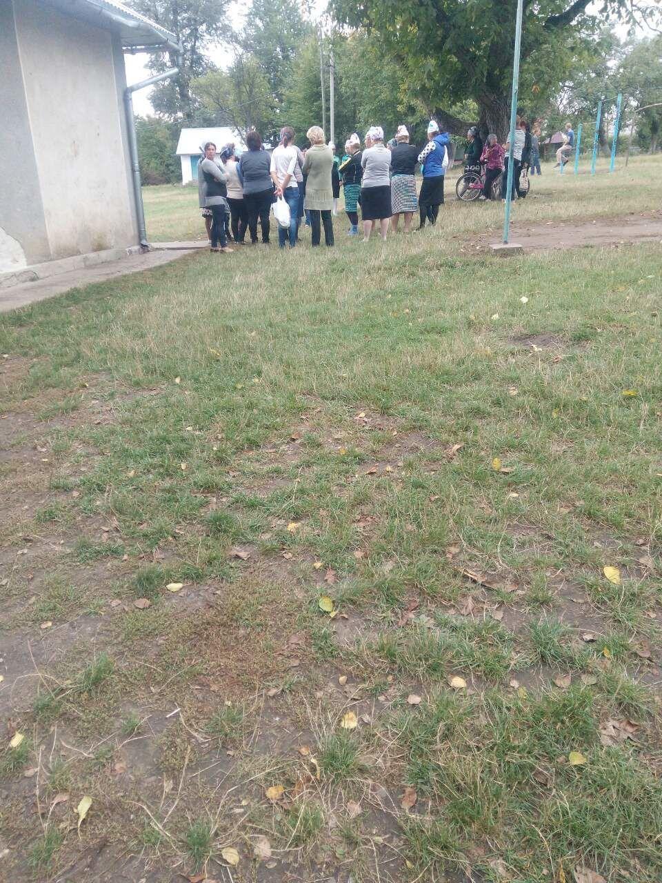 Школа на Тернопільщині