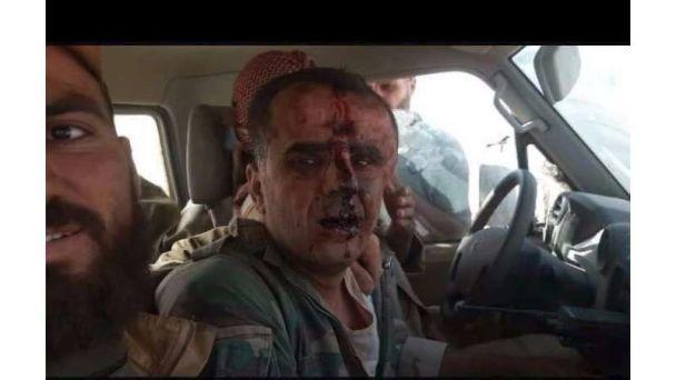В Сирии повстанцы сбили правительственный военный самолет и захватили в плен пилота