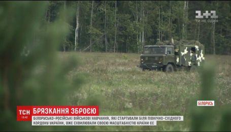 """""""Запад-2017"""": Беларусь заявила, что российские войска выйдут с территории страны до 30 сентября"""
