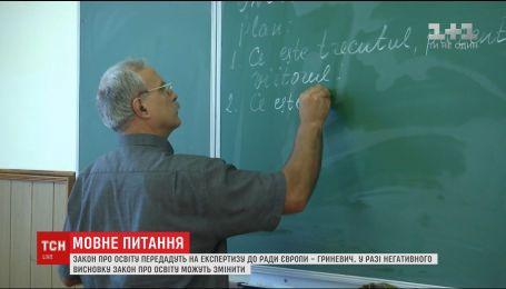 Украина отреагировала на возмущение Европы, относительно сокращения объема преподавания на языках нацменьшинств
