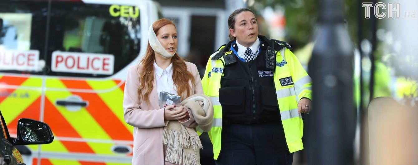 Кількість постраждалих унаслідок вибуху у Лондоні зросла до 29 осіб