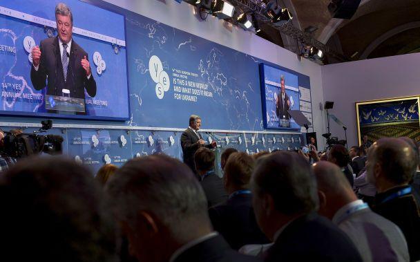 Майдан сплутав Кремлю всі карти. Порошенко розповів, як українці завадили наступу РФ на Європу