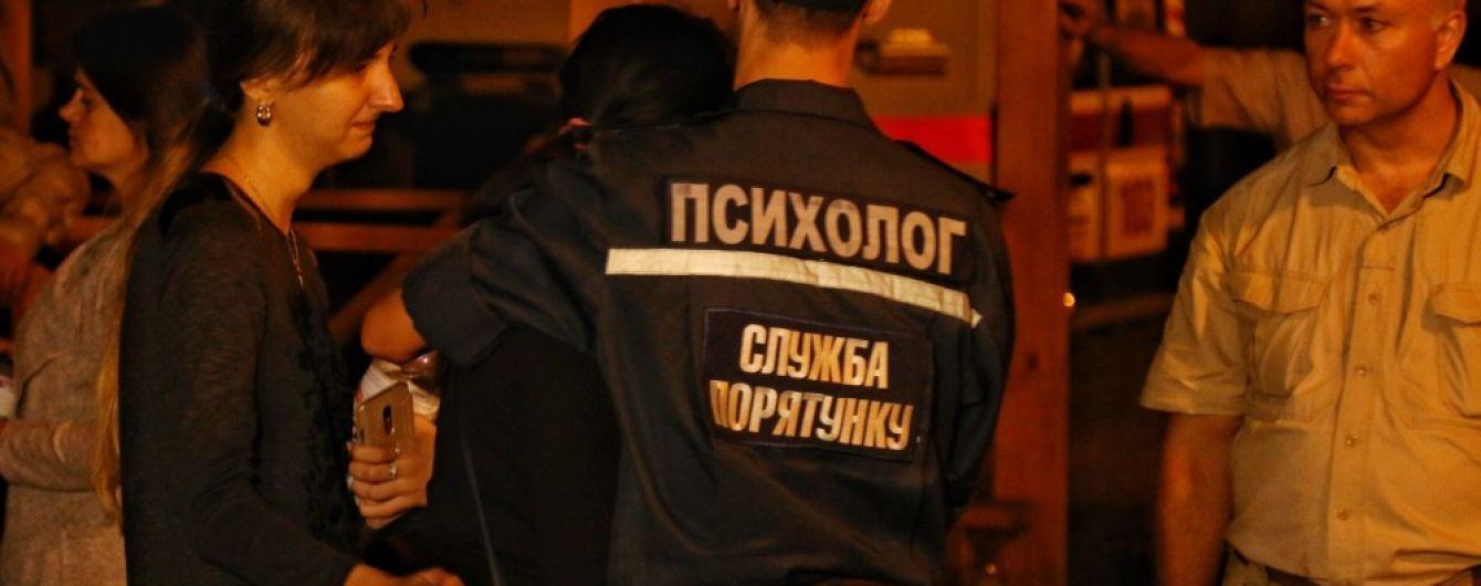У Нацполіції повідомили попередні дані про кількість загиблих під час пожежі в дитячому таборі в Одесі