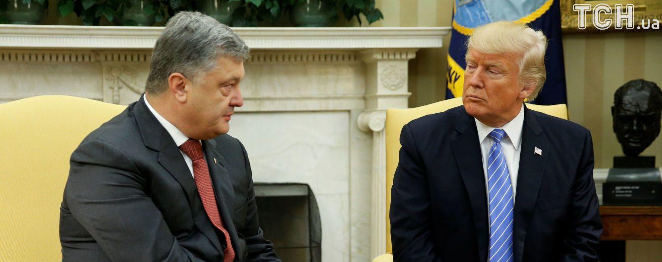 Санкции США против РФ будут продолжены - Порошенко