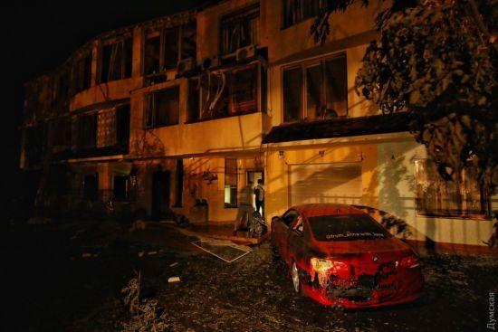 Гройсман пригрозил жестоким наказанием ответственным за безопасность в сгоревшем детлагере в Одессе