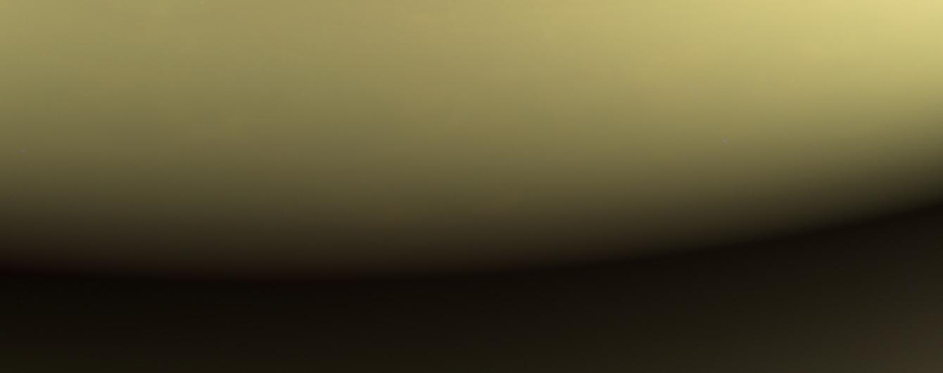 NASA показало останню фотографію згорілої станції Cassini перед її займанням в атмосфері