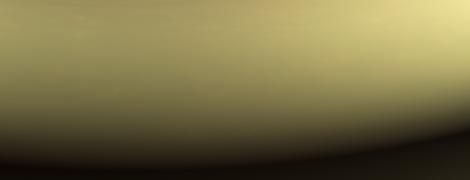 NASA показало последнюю фотографию сгоревшей станции Cassini перед ее воспламенением в атмосфере