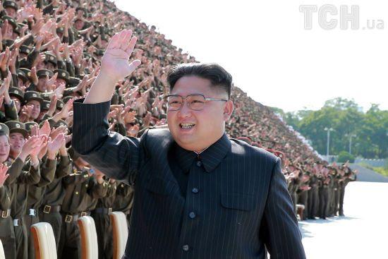 В Сети появилось видео запуска ракеты КНДР