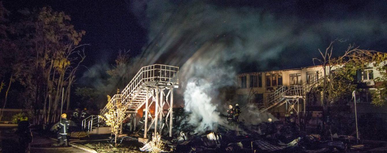 Пожар в детском лагере в Одессе: семьям погибших и пострадавших пообещали выделить деньги