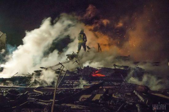 Накануне пожара в детском лагере Одессы несколько раз ложно срабатывала сигнализация