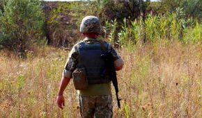 На Донбасі загинув український боєць. Хроніка АТО