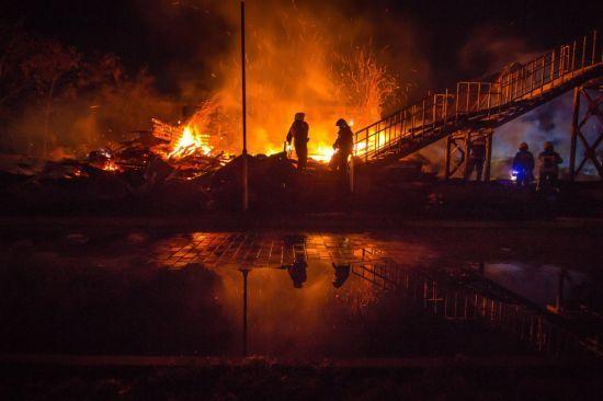 Худруку погибших в огне девочек в Одессе сообщили о подозрении - СМИ