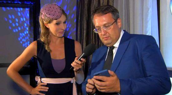 Геращенко слушает песни Лепса, хотя и не поддерживает его высказываний