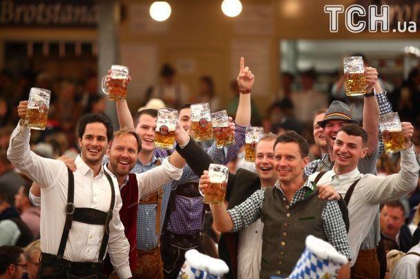 У Мюнхені закінчився Октоберфест 2017
