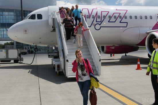 Wizz Air позволил покупать билеты без указания имени пассажира