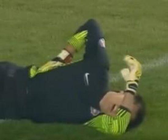 Черногорского вратаря застрелили прямо во время тренировки