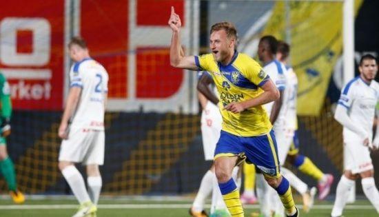 В Бельгии украинский футболист принес команде победу благодаря великолепному удару со штрафного