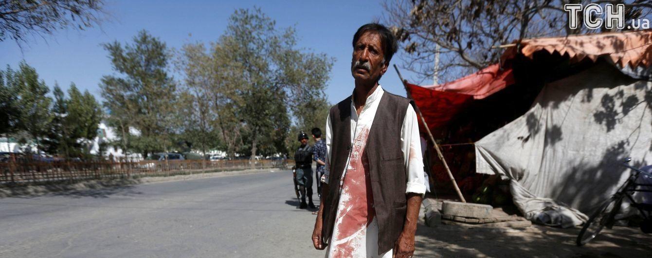 В Афганистане на рынке прогремел взрыв: четыре человека погибли, еще 14 получили ранения