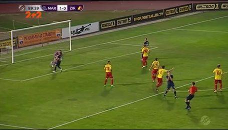 Мариуполь - Зирка - 1:0. Видео матча