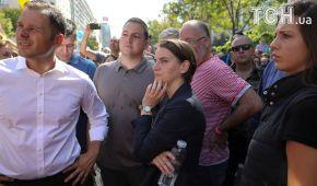 Прем'єр-міністр Сербії вперше взяла участь у гей-параді