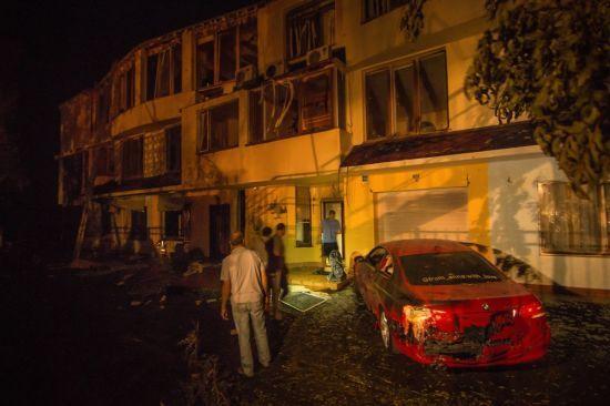 В Одесі прочісують територію з надією знайти дівчинку, яка зникла під час пожежі - ЗМІ