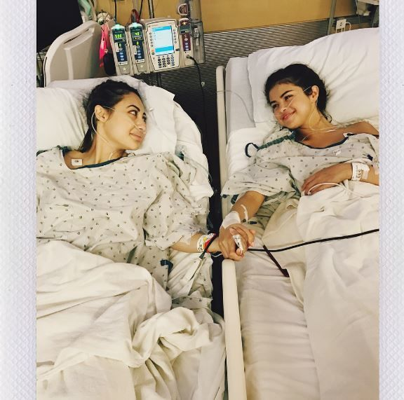 Селена Гомес трансплантація нирки_2