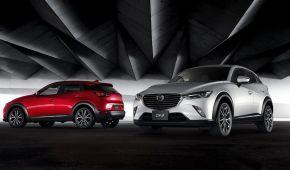 Новый Mazda CX-3 выходит на украинский рынок