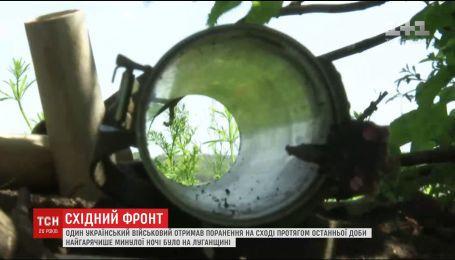У районі Авдіївської промзони бойовики застосовували гранатомети та кулемети