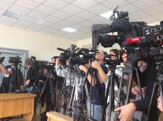 Суд почав розглядати справу Авакова проти Саакашвілі за вислови у ефірі телеканалу