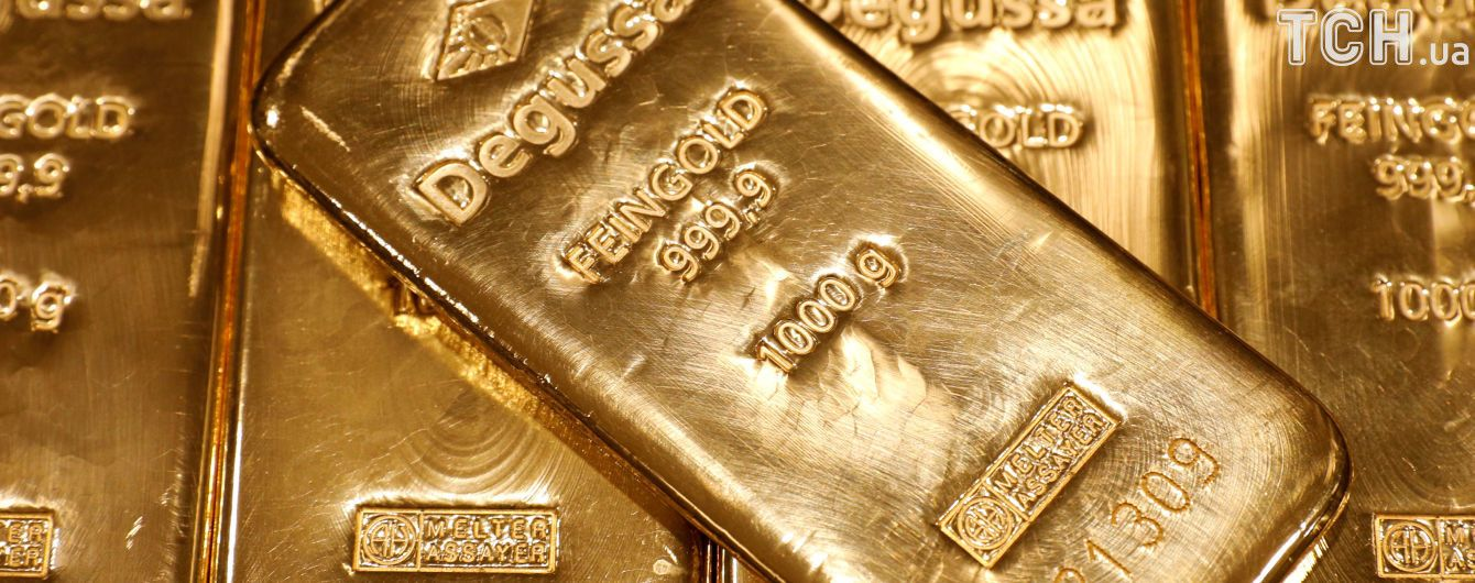 НБУ отмечает рост золотовалютных резервов