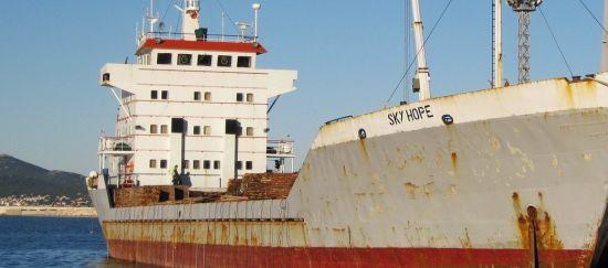 До портів окупованого Криму лише за місяць попри заборону увійшло понад 30 кораблів