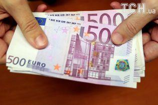 Сезон антирекордів. Євро вперше в історії в курсах Нацбанку перевалив за 35 гривень