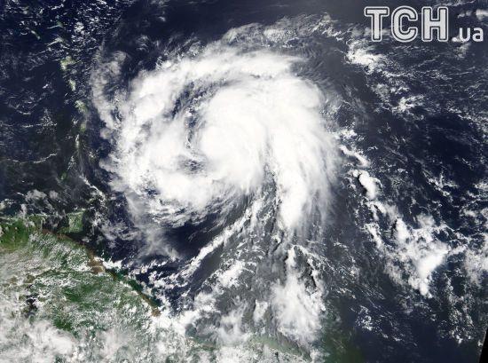 """У Пуерто-Рико зросла кількість загиблих унаслідок урагану """"Марія"""""""