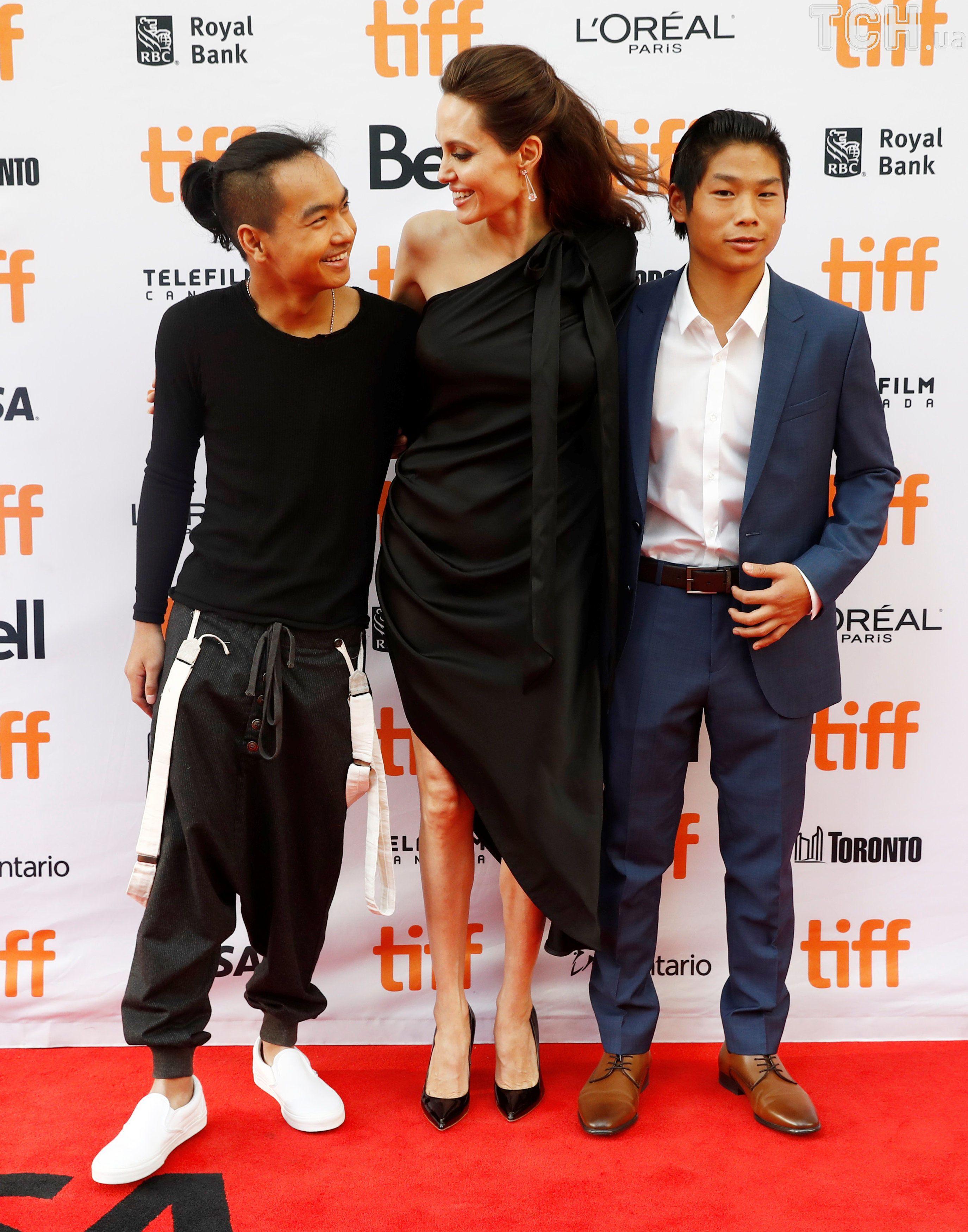 Анджеліна Джолі на кінофестивалі у Торонто_7