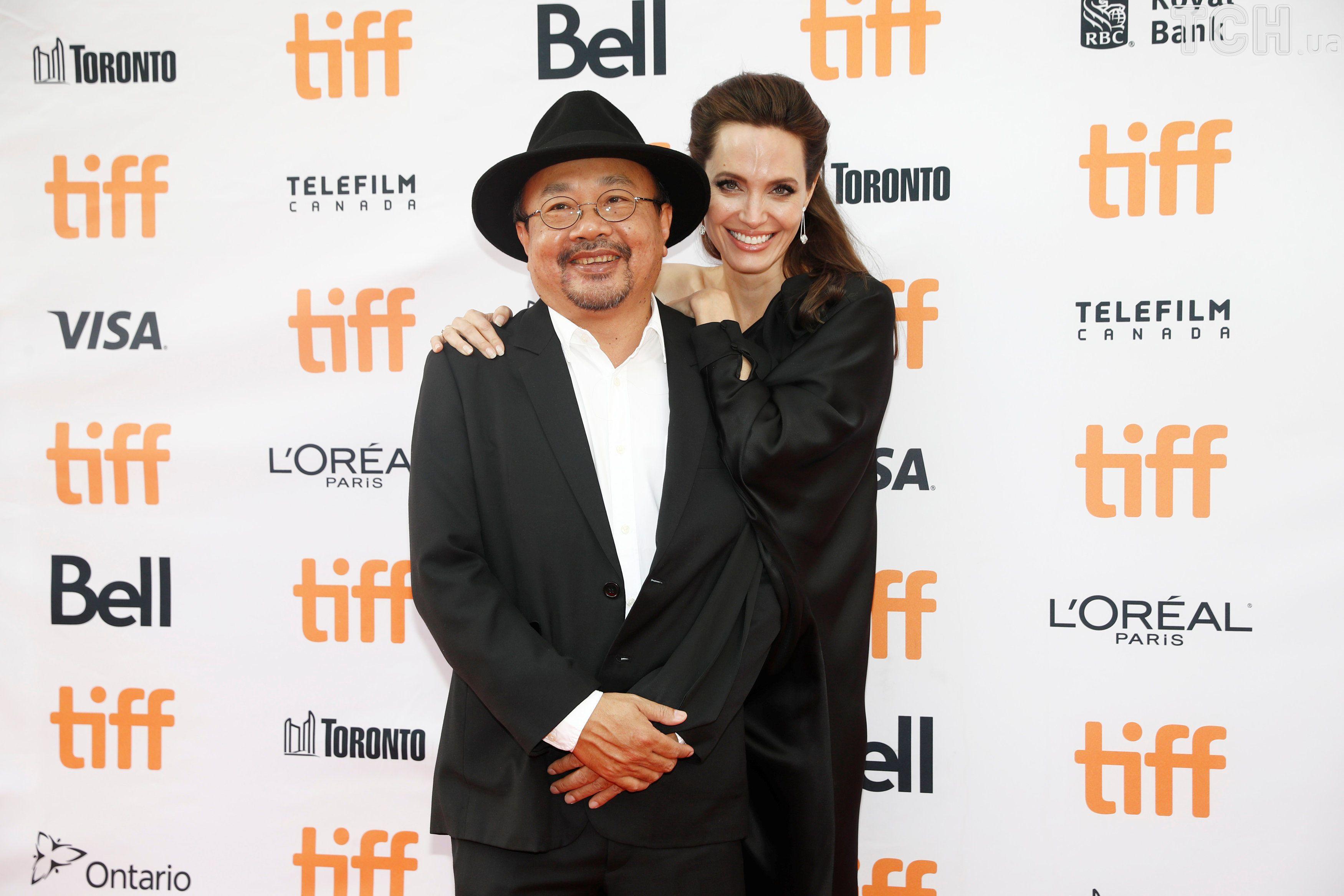 Анджеліна Джолі на кінофестивалі у Торонто_8