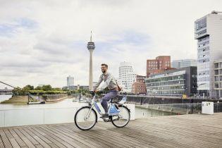 Компания Uber запускает в Европе электрическое вело-такси
