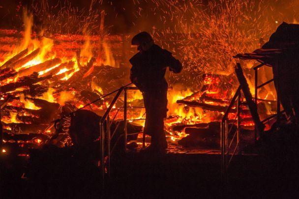 Загибель дітей у вогні в Одесі. У поліції уточнили, кому вже оголосили про підозру