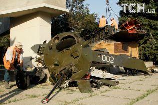 """Ватажки """"ЛНР"""" шукають українську """"ДРГ"""" після вибуху пам'ятника. Оприлюднено фото вибуху"""