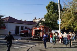 В Херсоне в результате пожара погибла мать с двумя детьми