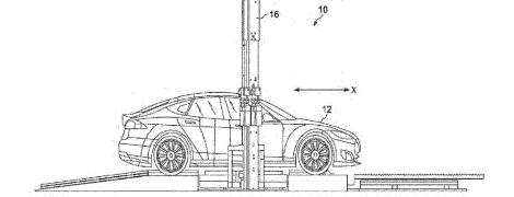 Tesla придумала установку, которая позволяет менять батареи электрокаров за 15 минут
