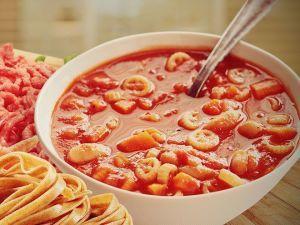Нестандартний підхід: лазанья-суп
